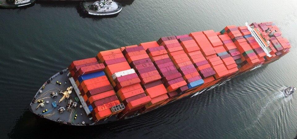 Доставка сборных грузов из Китая в Россию и Украину
