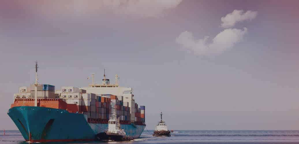 Международная перевозка грузов морским транспортом