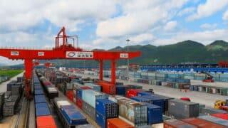контейнерные поезда из китая