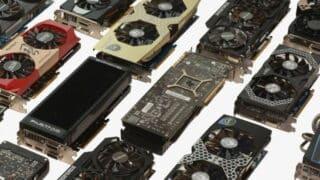 майнеры стимулируют рынок продажи видеокарт