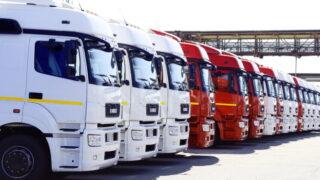 нехватка грузовиков
